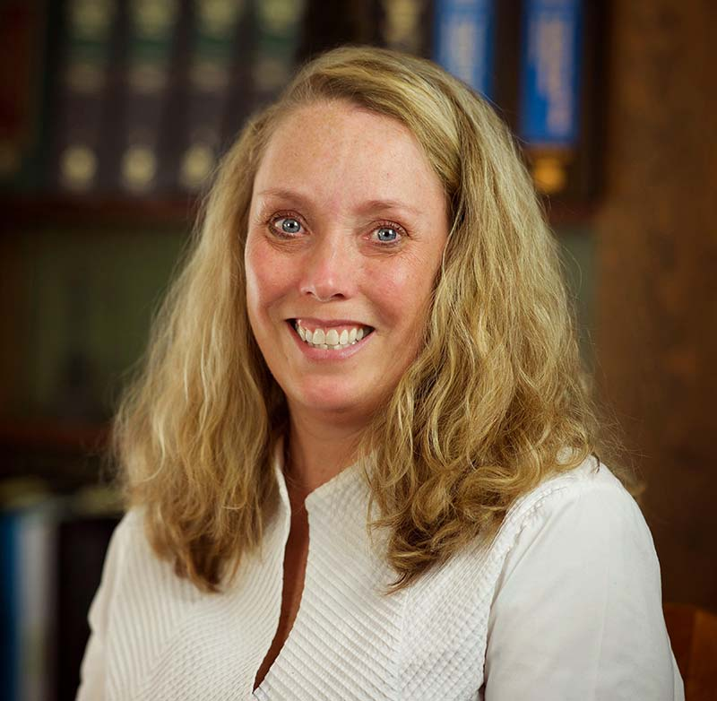 Warren County and Glens Falls attorney Kristine Flower